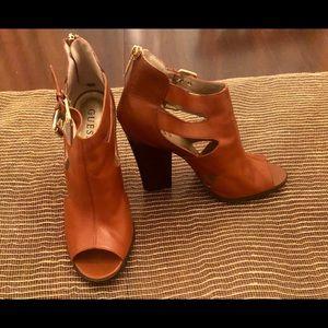New Guess bootie heels.